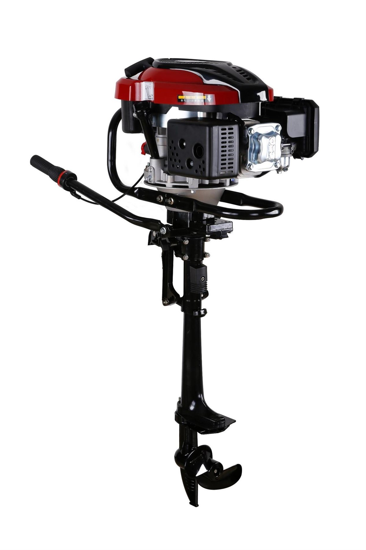 Tomking TK139FD 7 HP Recoil Start Outboard Motor (Worldwide Free Shipping  with DHL Express)