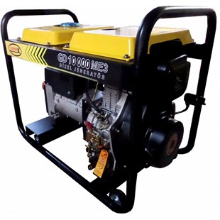 GD 10 MES One Phase Electric Start 9 kVa Diesel Generator